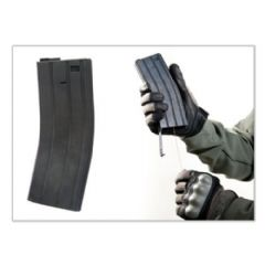 Lonex Metal 360 Round Airsoft M4 Flash Magazine